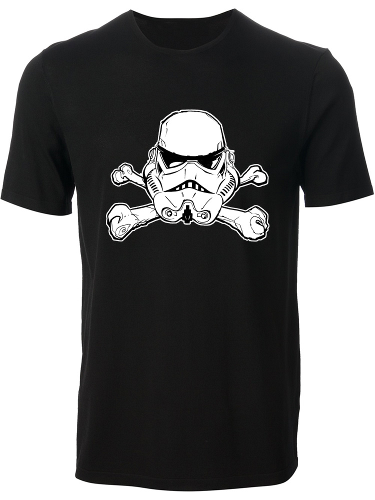 T-shirt Pirate Trooper