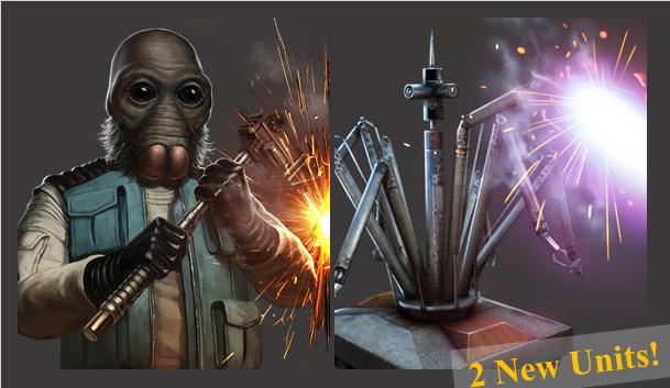 Wielkie zmiany w Star Wars: Force Arena