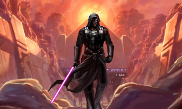 Serial Star Wars The Old Republic na Netflix?
