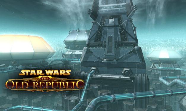 Wojna o Iokath – Star Wars: The Old Republic
