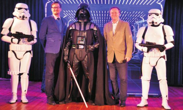 Spotkanie Star Wars w Serocku 4 lutego