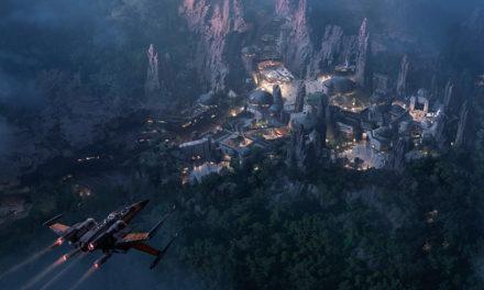 Otwarcie parku Star Wars w 2019 roku!