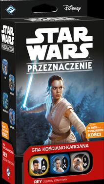 Star Wars: Przeznaczenie – Rey