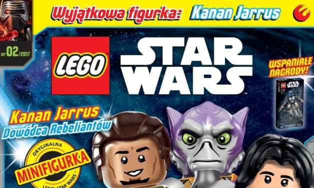 Nowy numer Magazynu LEGO Star Wars