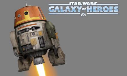 Nowe postacie w Galaxy of Hereoes