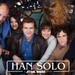 Zdjęcia do filmu o młodym Solo rozpoczęte