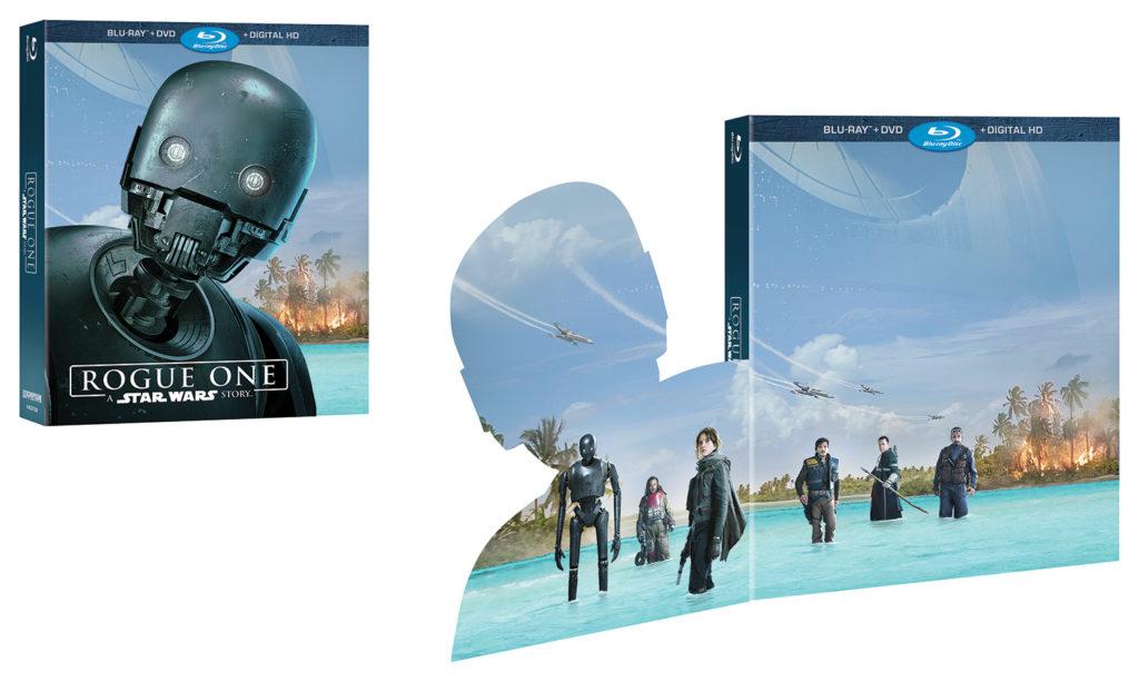 Łotr 1 Blu-ray