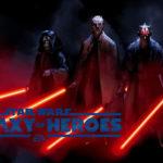 Ciemna Strona rośnie w siłę w Galaxy of Heroes