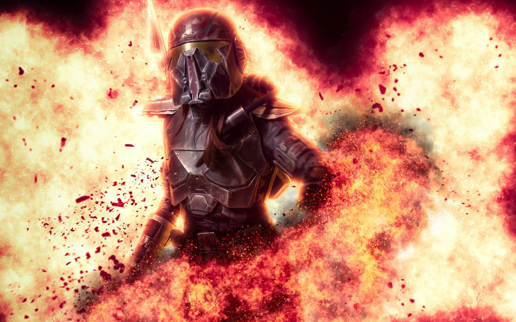 Cosplay tygodnia: Shae Vizla z gry Star Wars: The Old Republic