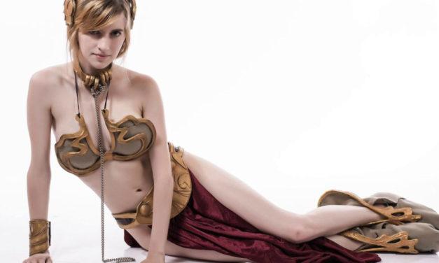 Cosplay tygodnia: Slave Leia