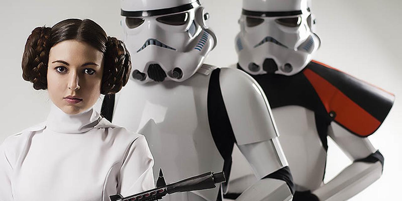 Cosplay tygodnia: Księżniczka Leia z Nowej Nadziei