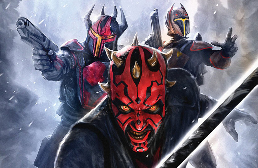 Komiks Darth Maul: Son of Dathomir powraca!
