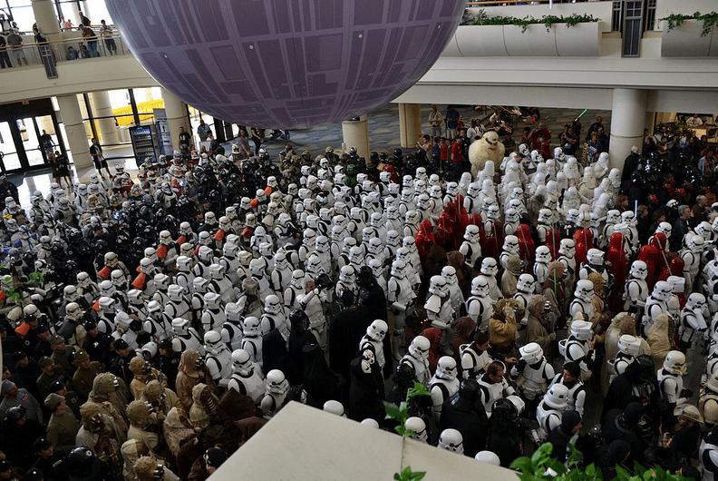 NIE dla Star Wars Celebration w 2018