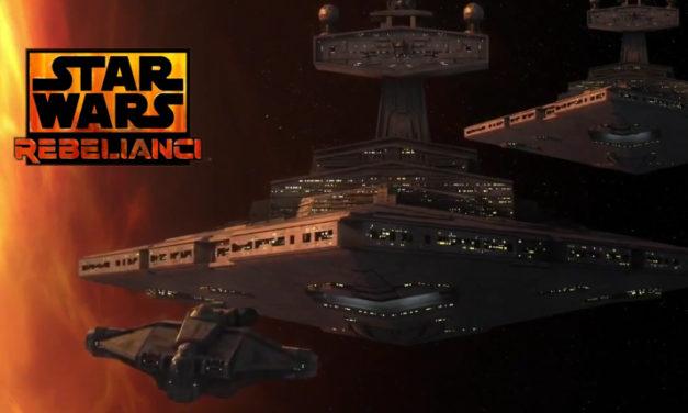 RECENZJA SERIALU – Star Wars Rebels S03E18