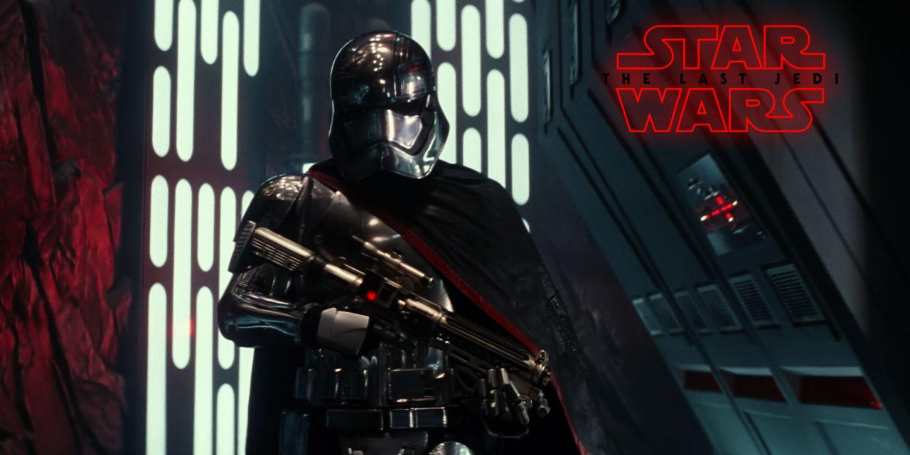 Nowa broń Kapitan Phasmy w The Last Jedi