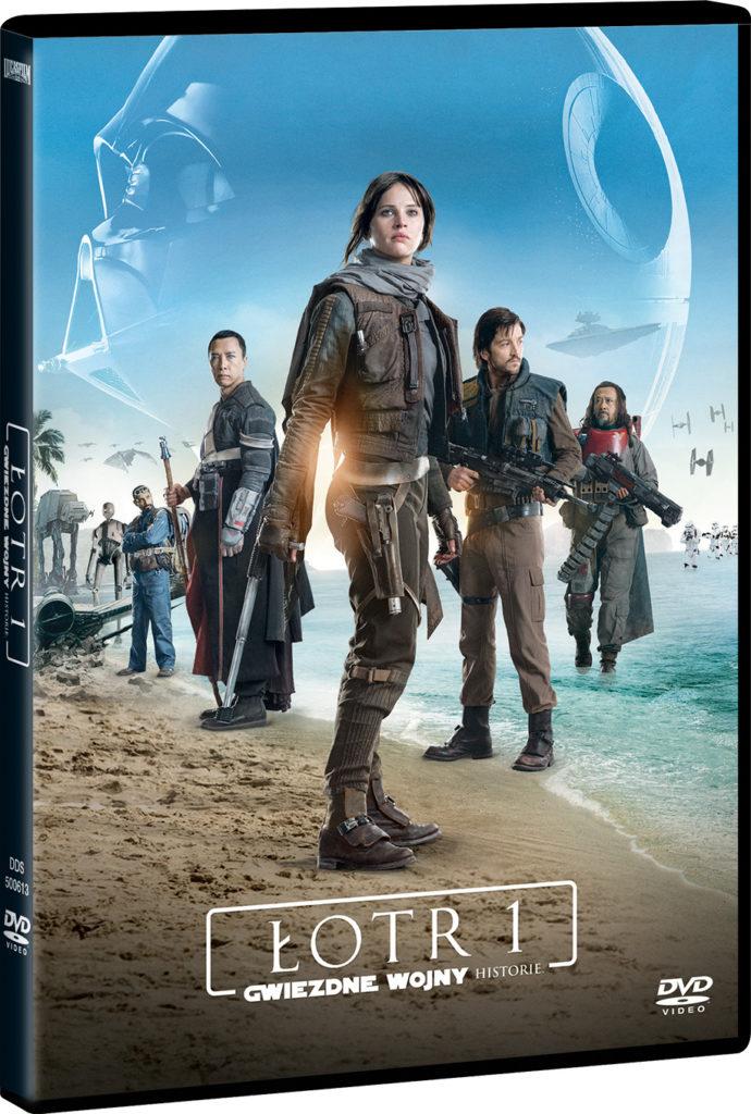 Łotr 1 na DVD i Blu-ray w Polsce!