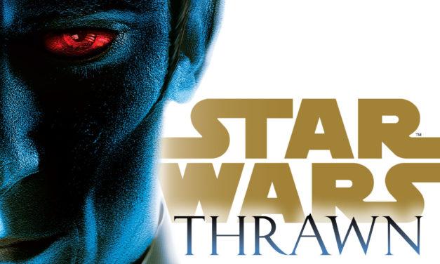 """Kolejny fragment nadchodzącej powieści """"Thrawn"""""""