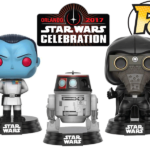 Ekskluzywne Funko Pops na Star Wars Celebration 2017