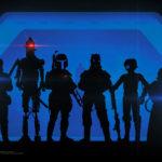 Prace grafików na Star Wars Celebration w Orlando