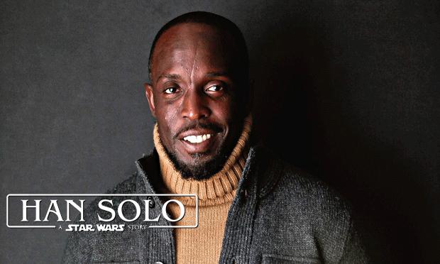 Michael Kenneth Williams dołącza do drużyny Solo
