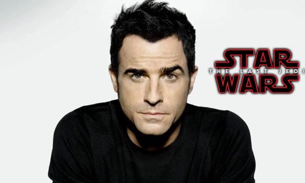 Justin Theroux w obsadzie Ostatnich Jedi