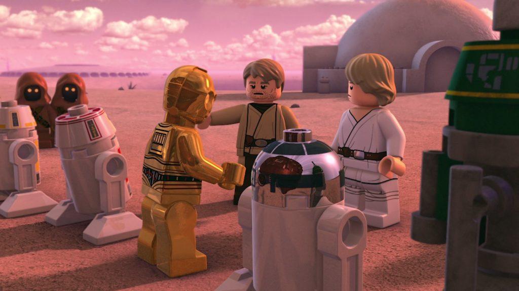 GWIEZDNE WOJNY LEGO ZNÓW NA TVP ABC