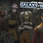 Eskadra Feniksów  w Galaxy of Heroes
