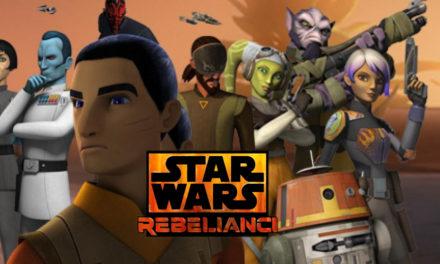 Rebelianci dostają czwarty sezon!
