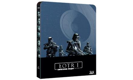 Łotr 1 3D Blu-ray Steelbook