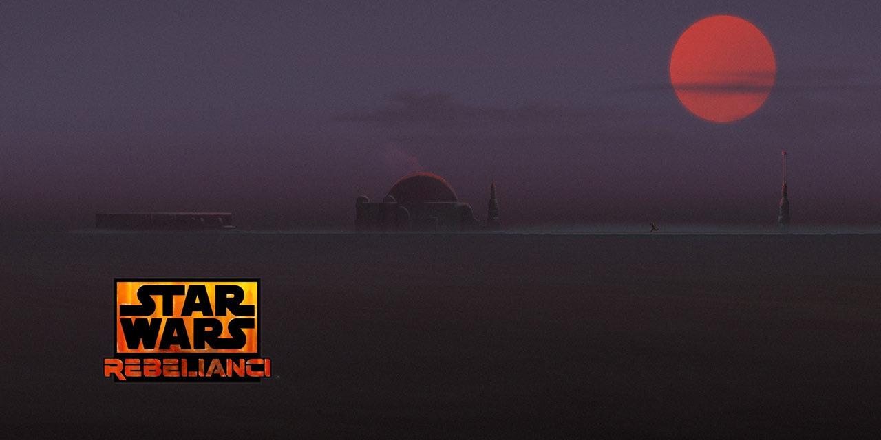 RECENZJA SERIALU – Star Wars Rebels S03E20