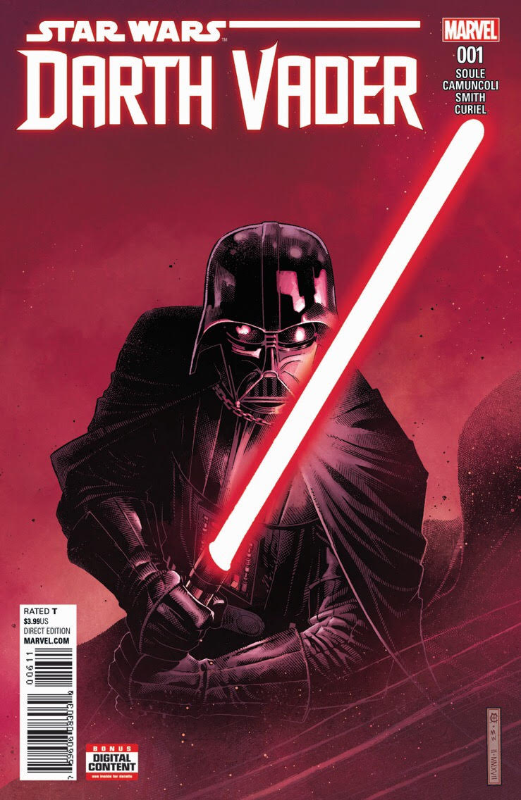 Komiks Darth Vader