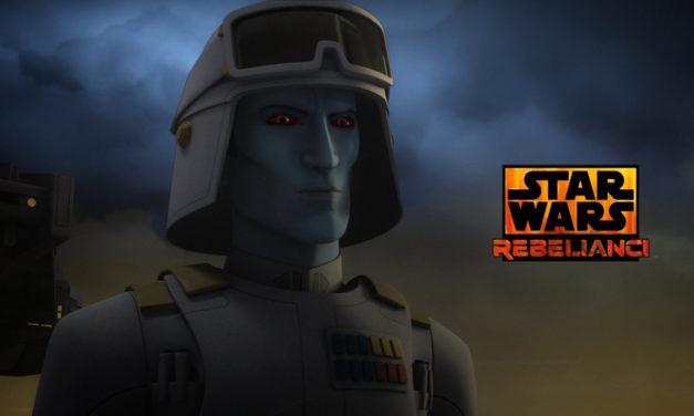 RECENZJA SERIALU – Star Wars Rebels S03E21-22