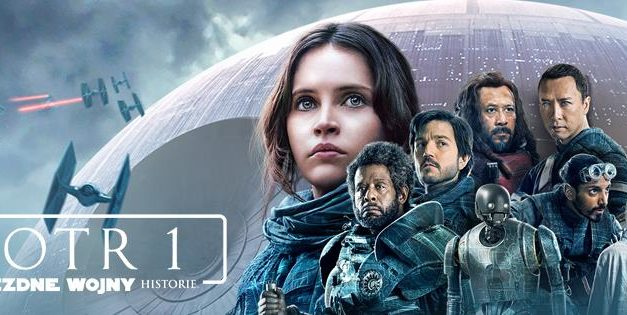 Łotr 1 i inne filmy Star Wars na CHILI CINEMA