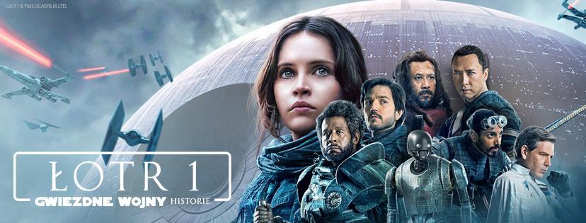 Łotr 1 i inne filmy Star Wars na CHILI CINEMA
