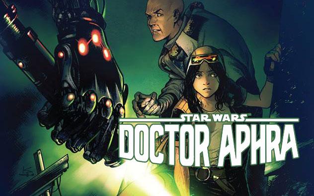 RECENZJA KOMIKSU – Doctor Aphra 006