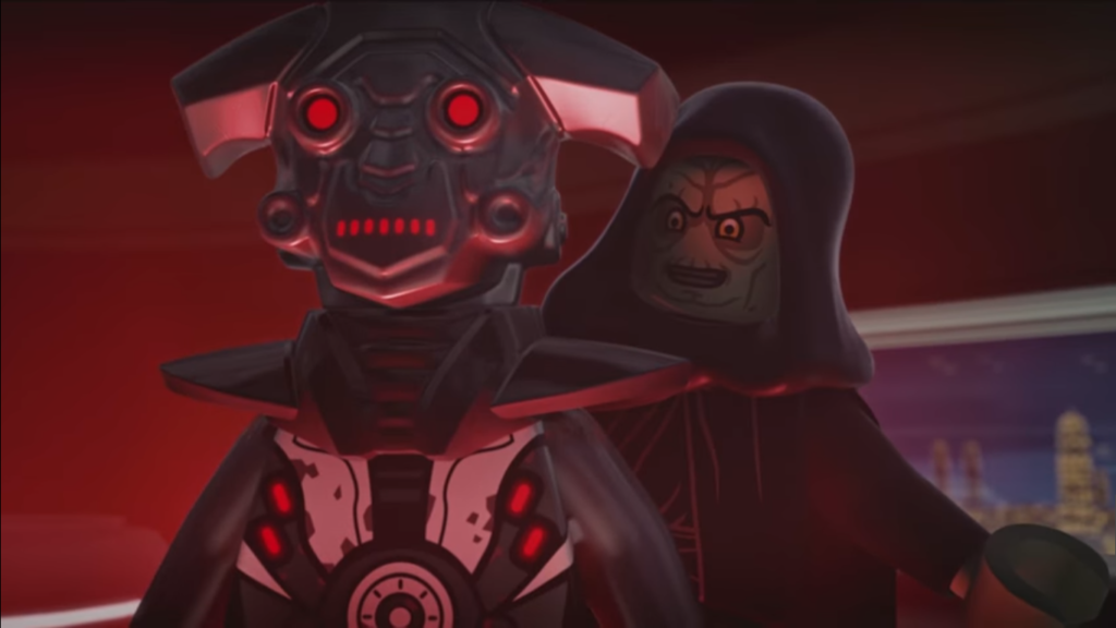 Sezon 2 serialu Lego Star Wars Przygody Freemakerów