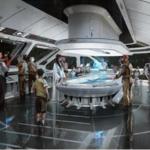 Luksusowy hotel stylizowany na statek z Gwiezdnych Wojen