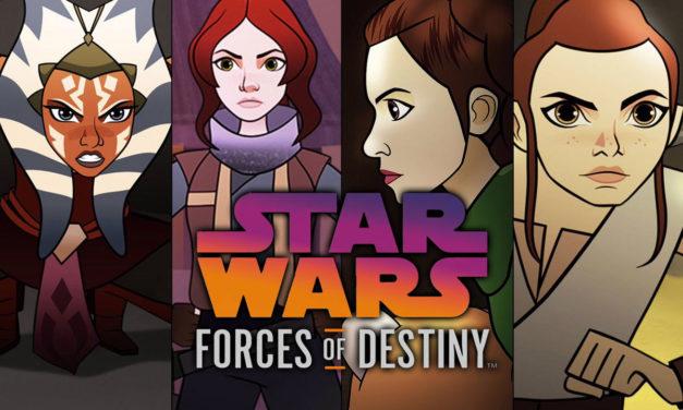 Forces of Destiny – zapowiedziano nowy serial animowany!