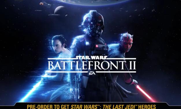 GORĄCY NEWS – Jest trailer Battlefront 2