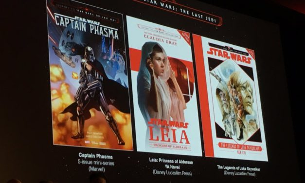 THE LEGENDS OF LUKE SKYWALKER – Nowa, kanoniczna powieść Star Wars