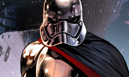 Captain Phasma – nowy, kanoniczny komiks Star Wars