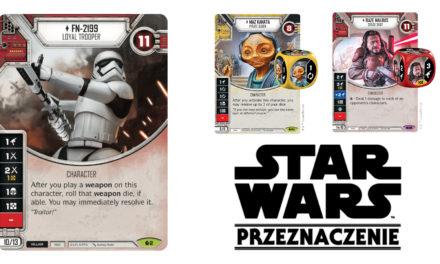 Star Wars Przeznaczenie czyli nowe talie w Duchu Rebelii