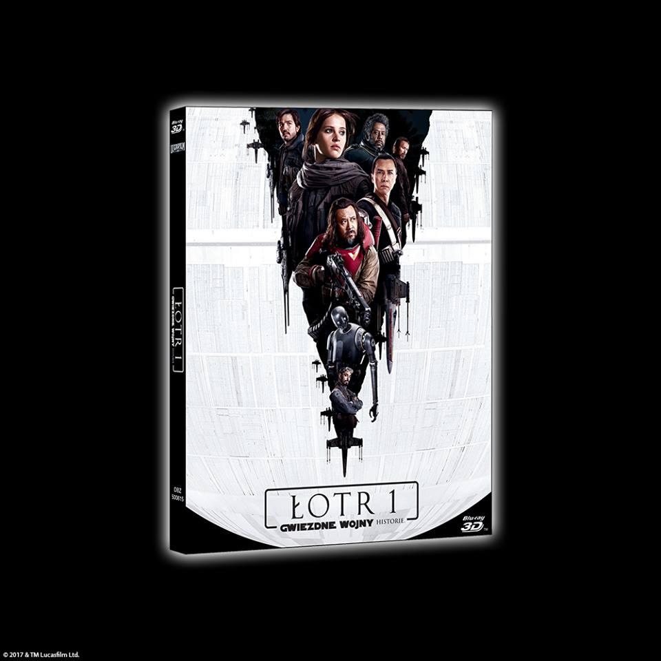PREMIERA - ŁOTR 1 NA DVD I BLU-RAY w Polsce