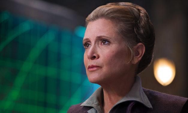 Brat Carrie Fisher twierdzi, że Leia będzie w Epizodzie 9