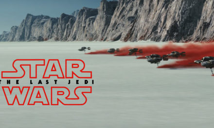 Analiza trailera/teasera The Last Jedi!