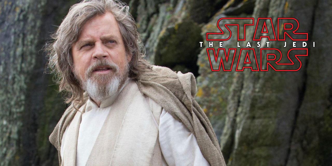 Luke w The Last Jedi miłośnikiem biżuterii