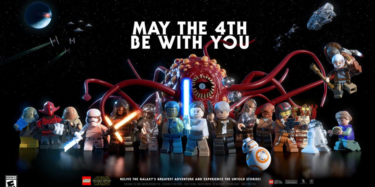 Duże zniżki na LEGO Star Wars z okazji Dnia Gwiezdnych Wojen!