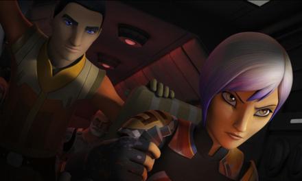 Zwiastun czwartego sezonu Rebeliantów!