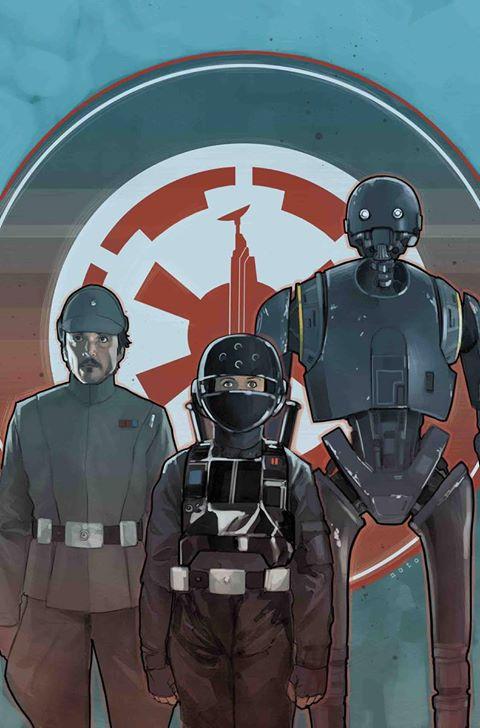 Komiksy Star Wars na sierpień
