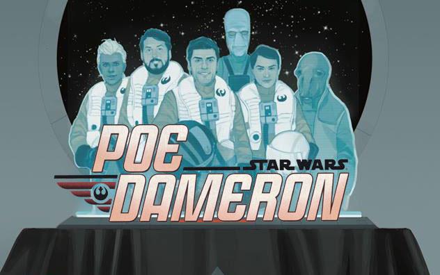RECENZJA KOMIKSU – Poe Dameron 014